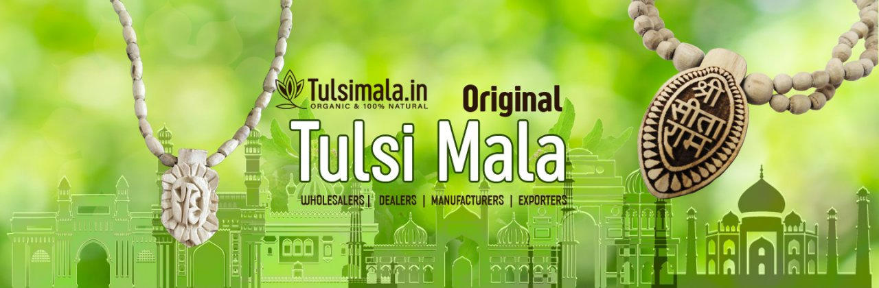 Original Tulsi Mala Wholesaler in Mathura Vrindavan